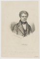 Bildnis des Schelling, C cilie Brand - 1829/1839 (Quelle: Digitaler Portraitindex)