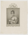 Bildnis der F.J.A. Schirmer, Moritz Retzsch - 1809/1837 (Quelle: Digitaler Portraitindex)