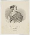 Bildnis der Sophie Schröder, L. Brand-1833 (Quelle: Digitaler Portraitindex)