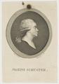 Bildnis des Joseph Schuster, Johann Christian Benjamin Gottschick-1811 (Quelle: Digitaler Portraitindex)
