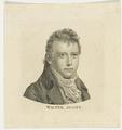 Bildnis des Walter Scott, Ernst Ludwig Riepenhausen (zugeschrieben)-um 1800 (Quelle: Digitaler Portraitindex)