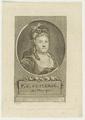 Bildnis der F. S. Seylerinn, Geyser, Christian Gottlieb - 1776/1800 (Quelle: Digitaler Portraitindex)