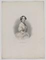 Bildnis der Sontag, Weger, August - 1838/1860 (Quelle: Digitaler Portraitindex)