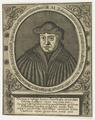 Bildnis des Johann Spangenberg, 1551/1700 (Quelle: Digitaler Portraitindex)
