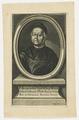 Bildnis des Meinradus Spiess, Joseph Sebastian Klauber - 1743/1768 (Quelle: Digitaler Portraitindex)