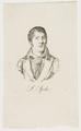 Bildnis des L. Spohr, 1811/1830 (Quelle: Digitaler Portraitindex)
