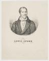 Bildnis des Louis Spohr, Fricke, Friedrich August-1819/1858 (Quelle: Digitaler Portraitindex)