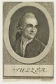 Bildnis des Sulzer, 1751/1800 (Quelle: Digitaler Portraitindex)