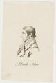 Bildnis des Albrecht Thaer, 1772/1800 (Quelle: Digitaler Portraitindex)