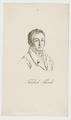 Bildnis des Friedrich Thiersch, 1809/1850 (Quelle: Digitaler Portraitindex)