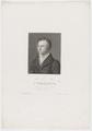 Bildnis des Uhland, Johann Georg Serz-1823/1843 (Quelle: Digitaler Portraitindex)