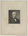 Bildnis des J. L. Uhland, Albrecht Fürchtegott Schultheiß-um 1868 (Quelle: Digitaler Portraitindex)