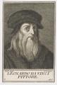 Bildnis des Leonardo da Vinci, Monogrammist A P - 1601/1800 (Quelle: Digitaler Portraitindex)