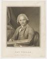 Bildnis des Abt Vogler, Franz Valentin Durmer - 1781/1831 (Quelle: Digitaler Portraitindex)
