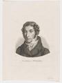 Bildnis des Maria von Weber, Ernst Ludwig Riepenhausen-1810/1840 (Quelle: Digitaler Portraitindex)