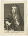 Bildnis des Moritz Georg Weidmann, Johann Leonhard Blank (zugeschrieben) - 1720/1725 (Quelle: Digitaler Portraitindex)