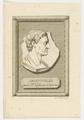 Bildnis des Aristoteles, Gottlieb Friedrich Riedel - 1739/1784 (Quelle: Digitaler Portraitindex)