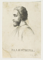 Bildnis des Palestrina, nach 1770 (Quelle: Digitaler Portraitindex)
