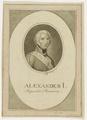 Bildnis des Alexander I., Petr Bohmann - 1783/1817 (Quelle: Digitaler Portraitindex)