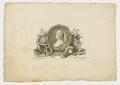 Allegorische Darstellung mit Bildnis der Maria Antonia Walpurgis, Prinzessin von Bayern, Kurf�rstin von Sachsen, Bernigeroth, Johann Martin - 1748 (Quelle: Digitaler Portraitindex)