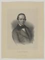 Bildnis des M. Hauptmann, um 1850 (Quelle: Digitaler Portraitindex)