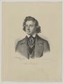 Bildnis des Niels W. Gade, Georg Weinhold - 1845 (Quelle: Digitaler Portraitindex)