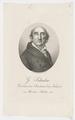 Bildnis des G. Schadow, Haas, Meno - 1828 (Quelle: Digitaler Portraitindex)