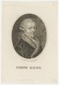Bildnis des Ioseph Haydn, Gustav Georg Endner-1781/1824 (Quelle: Digitaler Portraitindex)