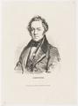 Bildnis des Lindnpaintner, Deis, Carl August - 1834/1866 (Quelle: Digitaler Portraitindex)