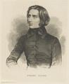 Bildnis des Franz Liszt, 1838/1860 (Quelle: Digitaler Portraitindex)
