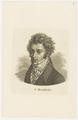 Bildnis des J. Moscheles, Ernst Ludwig Riepenhausen (zugeschrieben) - 1821/1840 (Quelle: Digitaler Portraitindex)