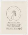 Bildnis des Wolfgang Amadeus Mozart, Leonhard Posch (ungesichert) - 1792/1825 (Quelle: Digitaler Portraitindex)