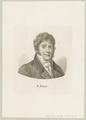 Bildnis des F. P�er, Ernst Ludwig Riepenhausen (zugeschrieben) - 1801/1840 (Quelle: Digitaler Portraitindex)