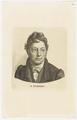 Bildnis des B. Romberg, Ernst Ludwig Riepenhausen (zugeschrieben) - 1801/1840 (Quelle: Digitaler Portraitindex)