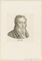 Bildnis des Rossini, Ernst Ludwig Riepenhausen (zugeschrieben) - 1821/1840 (Quelle: Digitaler Portraitindex)