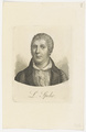 Bildnis des L. Spohr, Ernst Ludwig Riepenhausen (ungesichert) - 1811/1840 (Quelle: Digitaler Portraitindex)