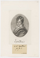 Bildnis des Spontini, Monogrammist HL (1814)-1801/1834 (Quelle: Digitaler Portraitindex)