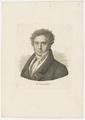 Bildnis des Boyeldieu, Ernst Ludwig Riepenhausen (zugeschrieben)-1811/1840 (Quelle: Digitaler Portraitindex)