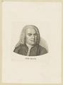 Bildnis des Seb. Bach, Ernst Ludwig Riepenhausen (zugeschrieben)-1801/1840 (Quelle: Digitaler Portraitindex)