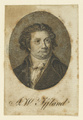 Bildnis des A. W. Iffland, 1801/1825 (Quelle: Digitaler Portraitindex)