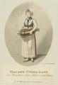 Bildnis der Madame Unzelmann, Heinrich Anton D hling - 1804 (Quelle: Digitaler Portraitindex)