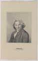 Bildnis des Vogler, 1801/1833 (Quelle: Digitaler Portraitindex)