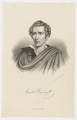 Bildnis des Emil Devrient, Friedrich Bernhard Elias-1828/1833 (Quelle: Digitaler Portraitindex)