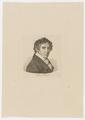 Bildnis des Ludew. Devrient, 1811/1840 (Quelle: Digitaler Portraitindex)