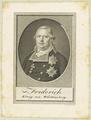 Bildnis des Friderich K�nig von W�rttemberg, Adam Ludwig d' Argent - 1805/1829 (Quelle: Digitaler Portraitindex)