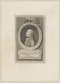 Bildnis des Fridericus Wilhelmus, Rex Borussiae, um 1790 (Quelle: Digitaler Portraitindex)
