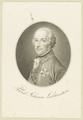 Bildnis des Fürst Johann Lichtenstein, nach 1785 (Quelle: Digitaler Portraitindex)
