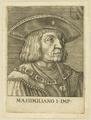 Bildnis des Massimilianio I. Imp., 1601/1700 (Quelle: Digitaler Portraitindex)