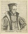 Bildnis des Maximilianus I Imperator, 1570/1600 (Quelle: Digitaler Portraitindex)