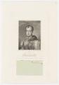 Bildnis des Ferdinand Kronprinz v. Oesterreich, König v. Ungarn, Bybl., ?-vor 1835 (Quelle: Digitaler Portraitindex)
